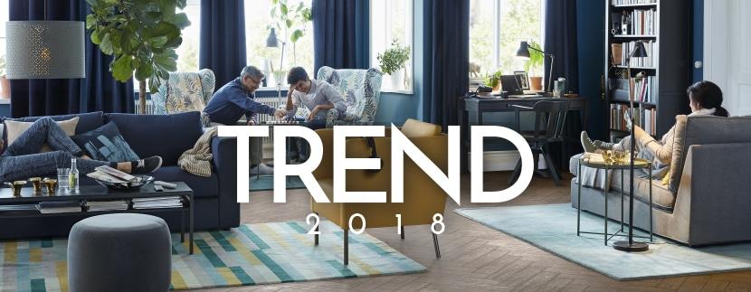 Tendenze Arredamento Autunno Inverno 2018: Tutti I Trend Per Arredare Casa